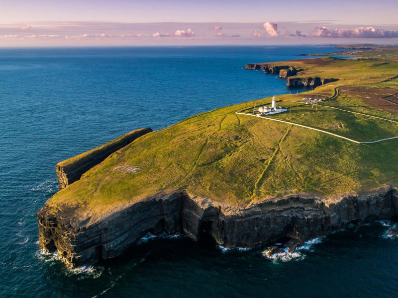 Loop Head Lighthouse,